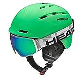 HEAD Unisex Varius Helm X, grün, X-Small/Small - 6
